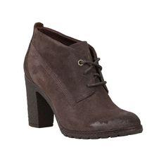 c3b66668da3ce Women's Timberland® Earthkeepers® Glancy Chukka Booties Dark Brown Suede Timberland  Earthkeepers, Timberland Boots