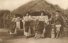 Romania Gallery / Peasant Dancers Postcard