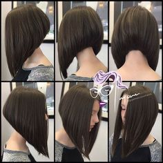 Credit to @guyannescissorhands Beautiful makeover, long to an extreme angled Alinebob. Love your work, keep it up To have your hair featured please tag @bobbedhaircuts _____________________________ #makeoverhaircut #haircut #gorgeoushair #hairdesign #newhair #Beauty #ilovehair #bobbedhair #bob #btc_bobbedhair #asymetricbob #bobcut #aline # alinebob #extremealine #ilovebobs #boblife #bobsfordays #bobbedhaircuts #americansalon #modernsalon #behindthechair