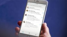 LinkedIn unveiled Lookup Wednesday, its newest standalone app that allows people to easily find information and get in touch with their coworkers.