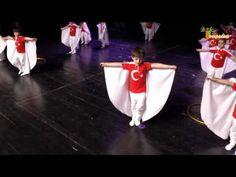 İzmir'in Dağlarında ( 2015 – 2016 ) İpekböceği Anaokulu   Gösteri - Müsamere TV