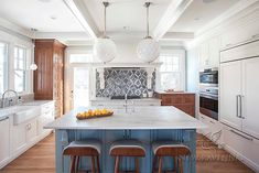 Home - TreHus Architects + Interior Designers + Builders Builder Grade Kitchen, New Ravenna, Traditional Style Homes, Interior Decorating, Interior Design, Kitchen Cabinetry, Kitchen Counters, Custom Cabinets, Beautiful Kitchens