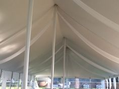 We provide tent pole covers and drapes for your event & Teal chiffon tent pole covers and draping by ine inspirations ...