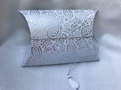 Silver # 6 Collapsible Pouch Bed Pillows, Pillow Cases, Pouch, Silver, Pillows, Money, Porch, Hip Bag