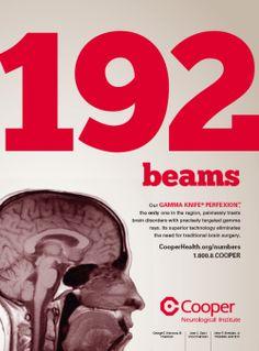 Cooper 192 Beams Print Ad