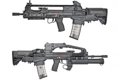 Croatian To Enter French Rifle Competition - Sci Fi Weapons, Concept Weapons, Weapons Guns, Guns And Ammo, Future Weapons, Future Soldier, Cool Guns, Assault Rifle, Military Weapons