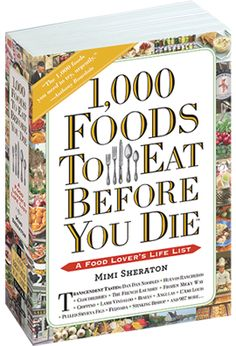 1,000 Places to Eat Before You Die Sweepstakes *Single Entry* Ends 07/07/2015