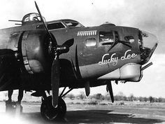 "B-17G ""Lucky Lee"" 100th BG"