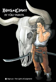 Yami manga Black Clover 050