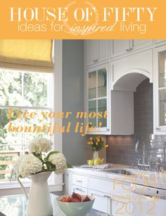 House Of Fifty magazine winter-spring/2012 #interior #design #lifestyle #decor #free