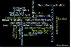 Visibility Tip! Create a text image from the hashtags... #visibilitytip #pinoftheday