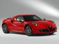Alfa Romeo 4C Launch Edition 6