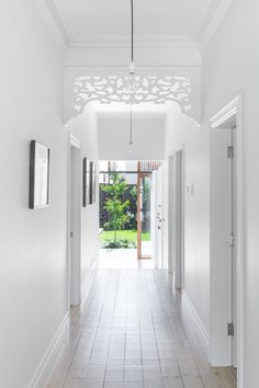 Clare Cousins Architects. Brunswick House. Melbourne. Australia. photos: Brooke Holm