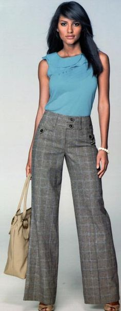Like this pant but not with flare