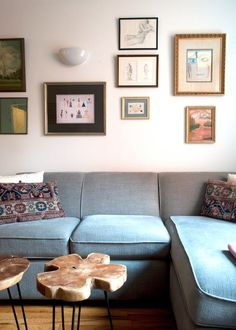 House Tour: A Foodie's Tiny East Village Studio | Apartment Therapy