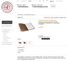 gesagt.getan – neue Notizblöcke von roterfaden #notizbuch #sarland