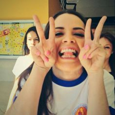 Que aces Arely?