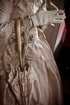 Somewhere in Time Romantic Victorian Wedding by RomanticThreads, $950.00