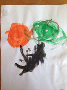 Made by R, 4 years old, Artist Of The Day on 07/30/2014 • Art My Kid Made