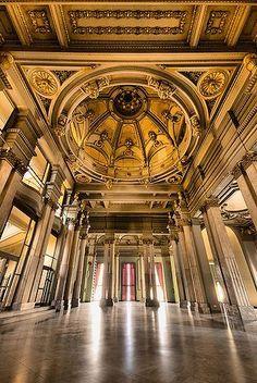 Círculo de Bellas Artes, Madrid Spain