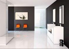 Como Decorar Un Baño Estilo Minimalista.  Dentro de la decoración de interiores el estilo minimalista es el que está en tendencia actualmente. Si estas planeando la decoración de tu cuarto de baño, ahora te dejo con algunos consejos para que sepas como decorar ... Ver más aquí: https://banosmodernos.com/como-decorar-un-bano-estilo-minimalista/