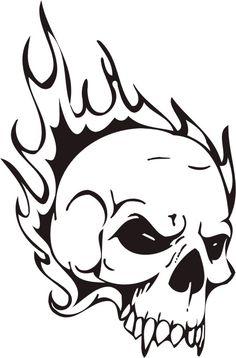 #skull #skulls #brainpan #Череп #Набросок #ТАТУ