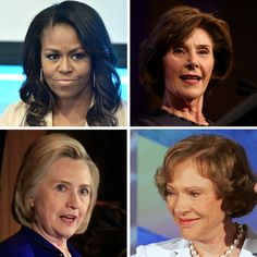 The 4 Former First Ladies Condemn Trumps Border Policy