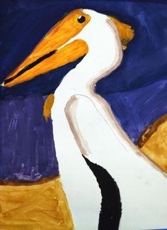 John Audubon master study.