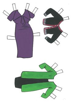 A Paper Doll Pantry: 01/25/13 Adele by M.S. Elliot