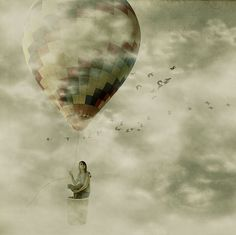 Beautiful hot air balloons photography {Part 2}