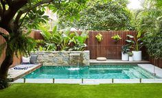 Best Small Pool Ideas For A Small Backyard 35 - TOPARCHITECTURE