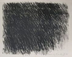 Untitled (1971) Cy Twombly