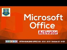Attivatore Office All Version Bit Office 365, Microsoft Office, Science And Technology, Ms, Notebook, Drop, Words, Link, The Notebook