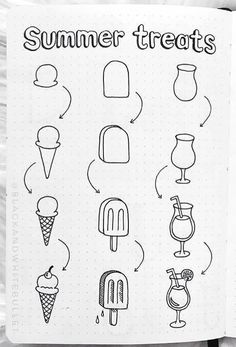 Zeichnung Linie Illustration Gekritzel Illustration Gekritzel Illustration … Bullet Journal Doodles: 24 great doodle ideas for beginners and advanced learners This post is for you! The perfect way to Great Doodle, Easy Doodle Art, Easy Art, Simple Art, Doodle Doodle, Cactus Doodle, Bullet Journal Banner, Bullet Journal Notebook, Doodle Art For Beginners
