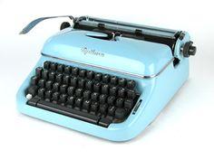 Optima Portable 1950s