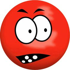 foto de émoticônes smileys cliparts visage pomme vert heureux rire sourire content en colère