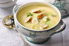 Bratwurstsuppe