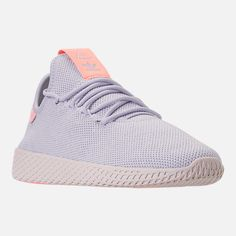 ac9190424b138 adidas Women s Pharrell Williams Tennis HU Casual Shoes
