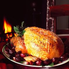 Traditional Roast Turkey. More recipes at www.goodhousekeeping.co.uk/christmas/christmas-recipes