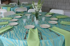 Lime Green, Blue, Wet Lava, Event Source, Club