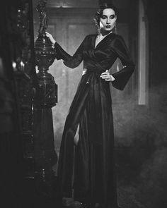 Patricia Fieldwalker Black Magic collection