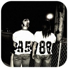 Them Friday Night Football Games With The Best Friend. <3;*