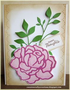 Dies R Us: Country Rose