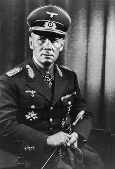 Field Marshal Erwin Rommel - The Desert Fox