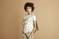 Soft Gallery Spring/Summer 17 Collection Available on Smallable : http://en.smallable.com/soft-gallery Boys. Girls. Toddlers. Childrenswear. Fashion. Summer. Outfits. Clothes. Smallable