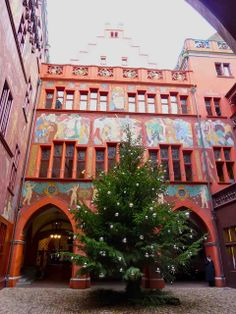 Basel at Christmas