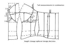 Let us know if you are interested in making Corset Patterns.Discover thousands of images about corset_bra_blueprint.patterncutting for lingerie beachwear and leisurewear - bla Corset Sewing Pattern, Sewing Paterns, Dress Sewing Patterns, Sewing Patterns Free, Clothing Patterns, Pattern Draping, Bodice Pattern, Bra Pattern, Costura Fashion