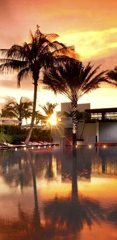 #Jetsetter Daily Moment of Zen: Omphoy Ocean Resort in Palm Beach, #Florida