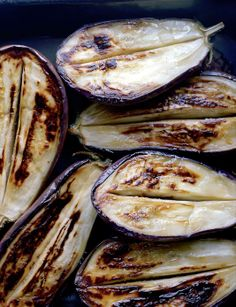 Braised eggplant with cumin and tomato by Pam Talimanidis | Cooked