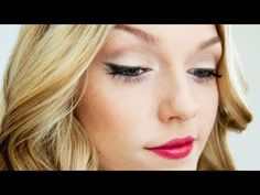 Retro, Pin-Up Makeup Tutorial